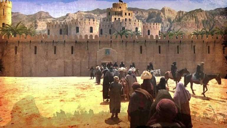 برخورد با یهودیان در مدینه توسط پیامبر اسلام(ص)