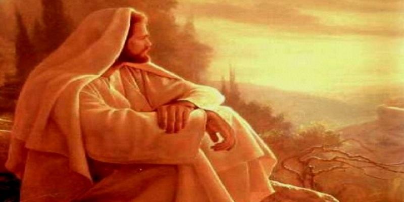 حضرت عیسی در کنار امام زمان(عج)