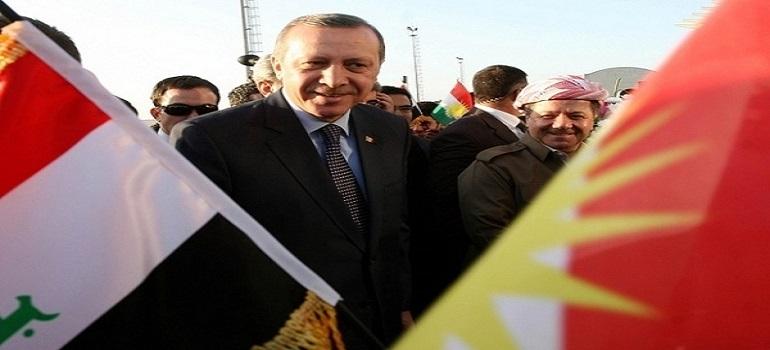 خنده سرد اردوغان