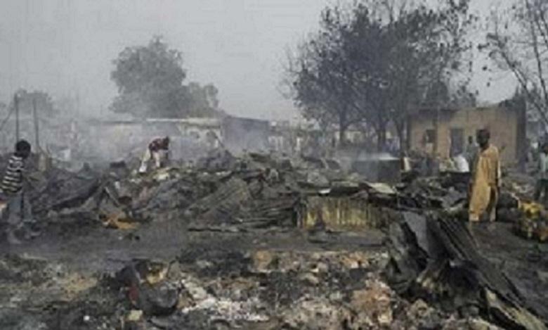 کشتار شیعیان توسط محور عبری و عربی در نیجریه