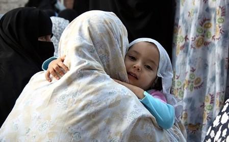 شیوهی دعوت به حجاب و نماز