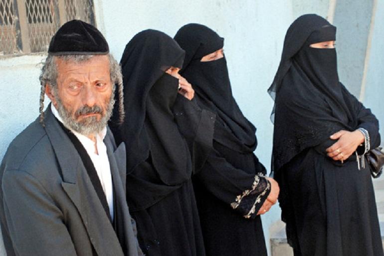 پوشش وحجاب در دین يهود