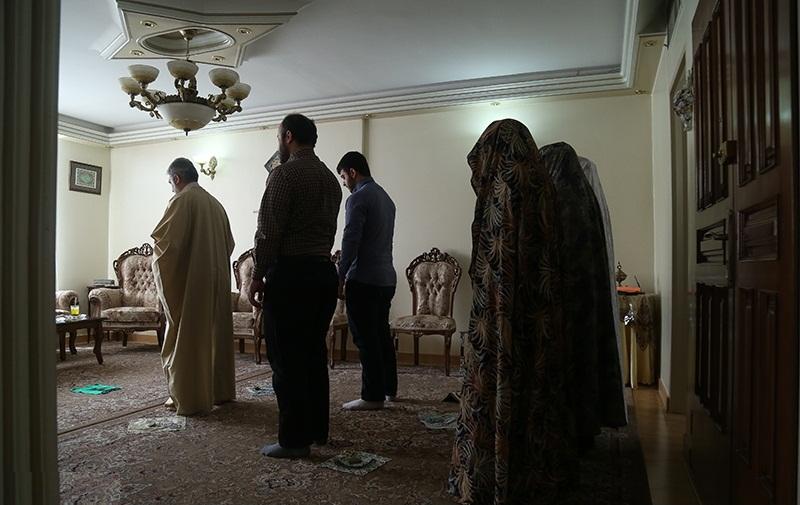 نماز جماعت خانوادگی