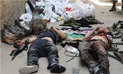 بیش از ۴۰ تروریست در ریف دمشق کشته شدند