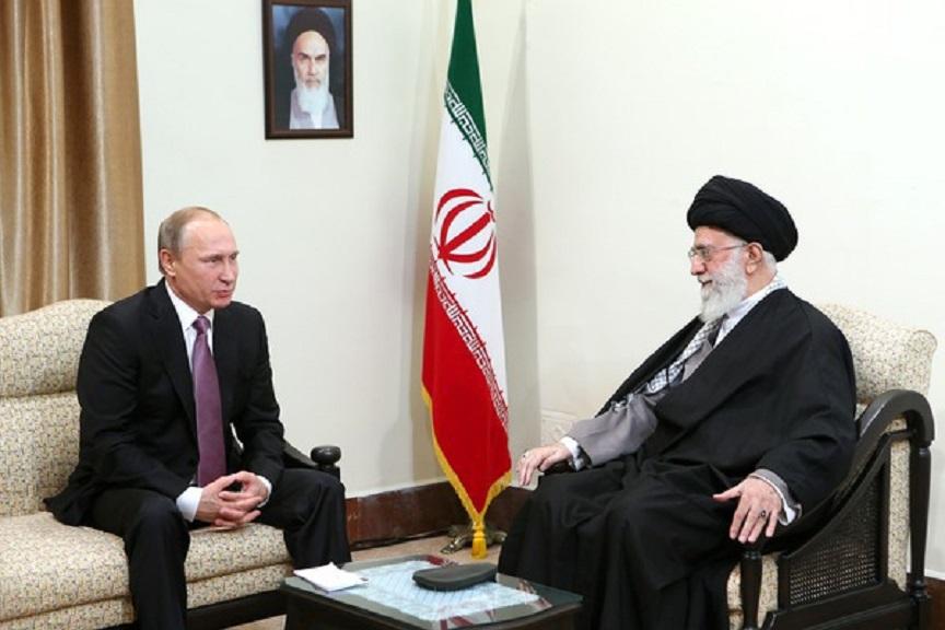 سفر پوتین به ایران