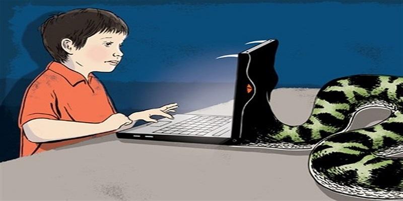 ولنگاری سایبری