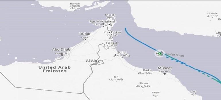 کشتی تجاری یا کشتی جاسوسی اسرائیل