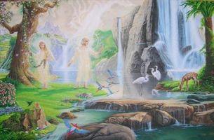 بهشت و بهشتیان