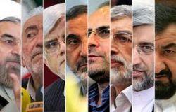 هشت نامزد انتخابات ریاست جمهوری 92