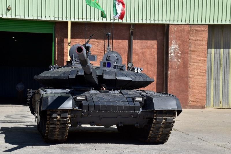 تانک های ایرانی