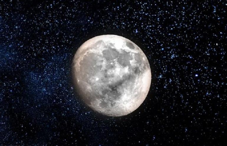 نردیکی، بارداری، شب، وسط، ماه
