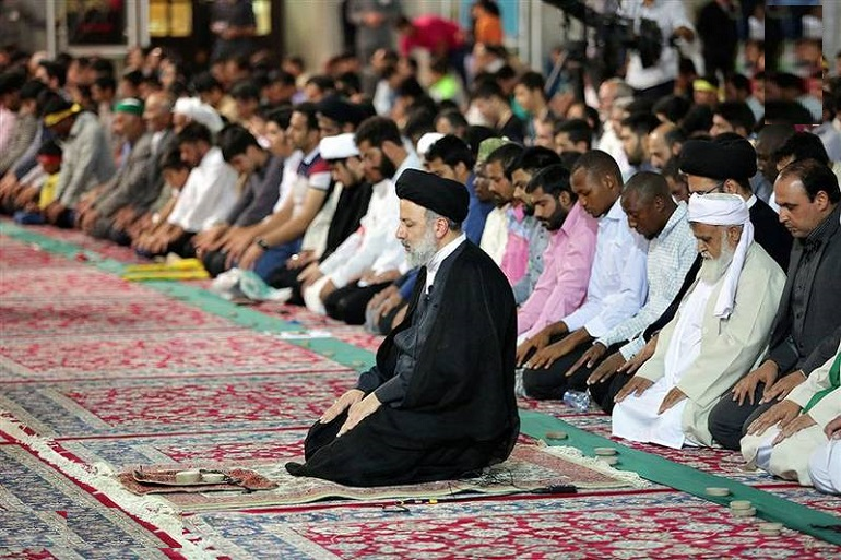 نماز، جماعت، مسافر، اتصال