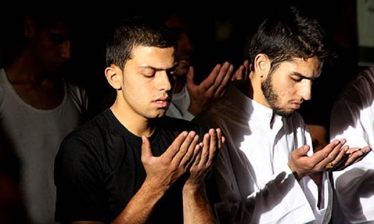 مسجد، والدین، اجازه، نماز