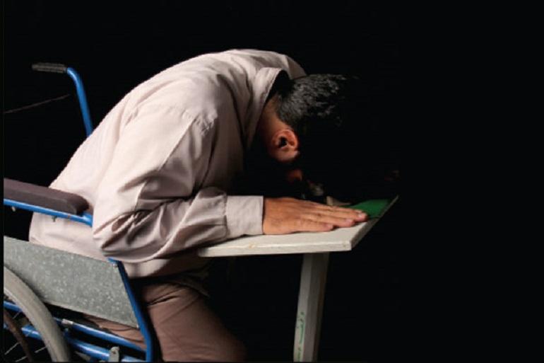 نماز، صندلی، تجافی