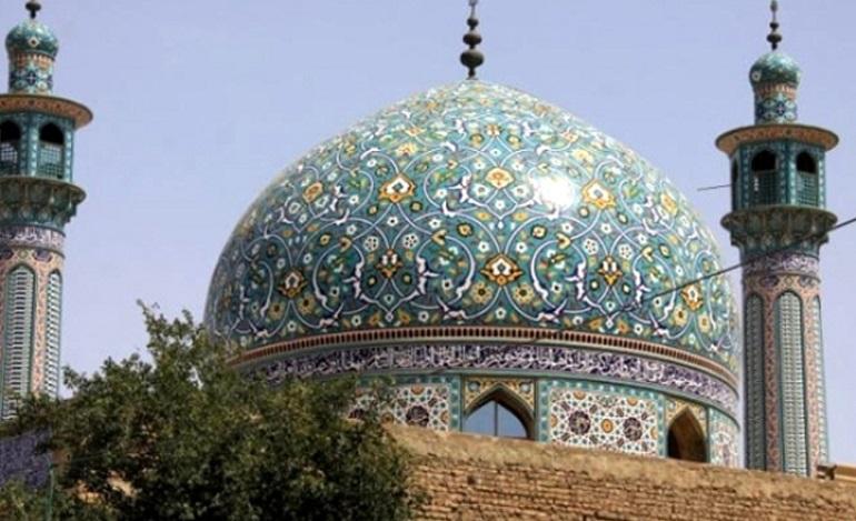 مسجد، حیاط، حسینیه