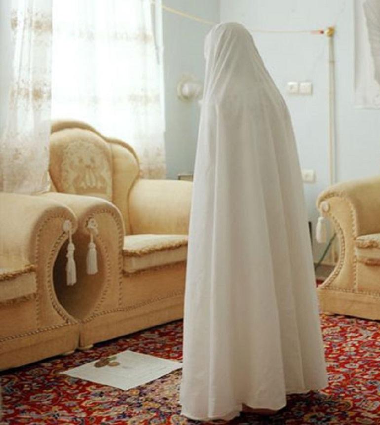 نماز دو نامحرم در جای خلوت