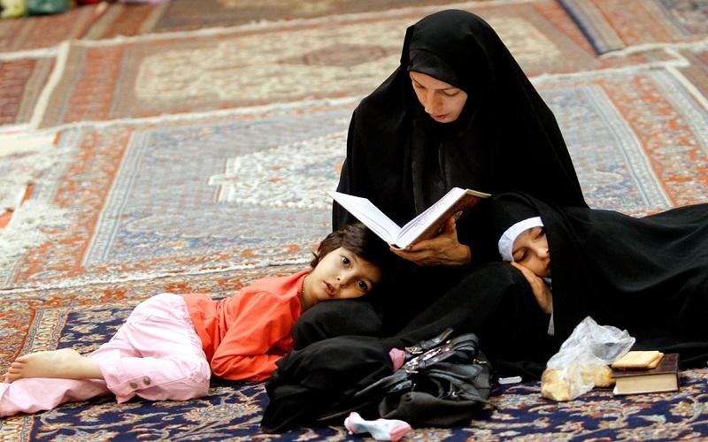 حضرت زهرا و فرزندان