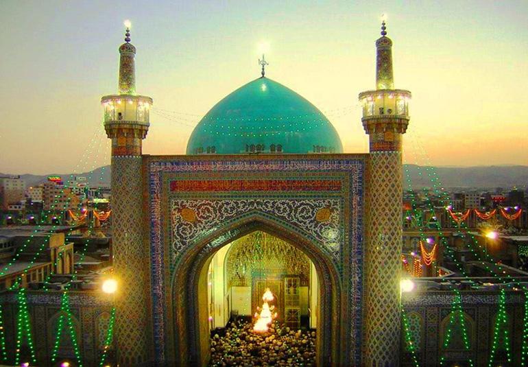 مسجدگوهرشاد