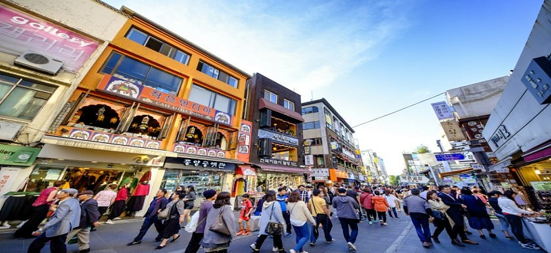 زندگی در کره