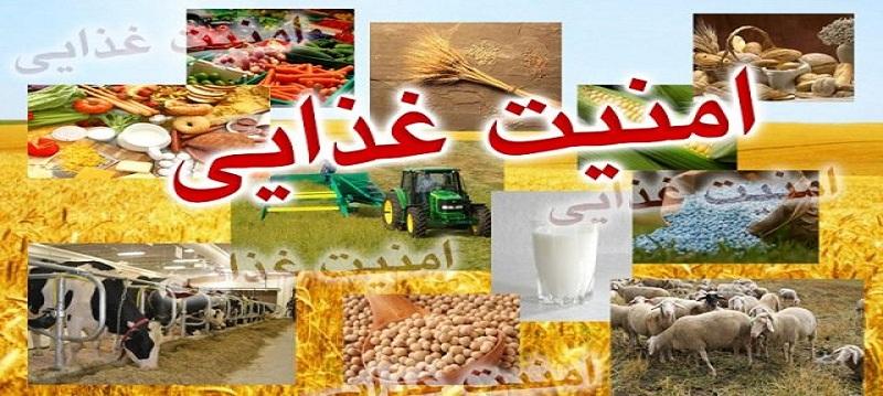 امنیت غذایی