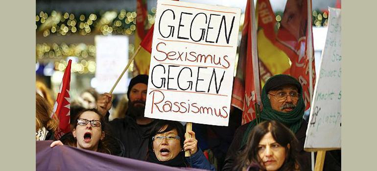 آزار جنسی گسترده زنان آلمانی