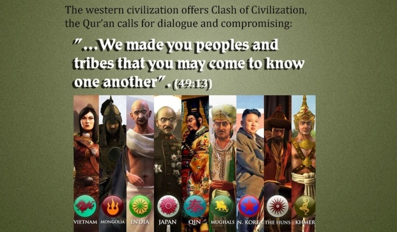 the clash of civilisations vs the Summary of the clash of civilizations and the remaking of world order by samuel p huntington summary written by hollie hendrikson, conflict research consortium.