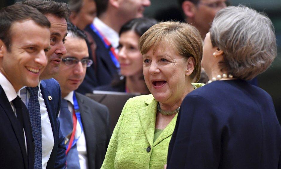 اعتماد به اروپا