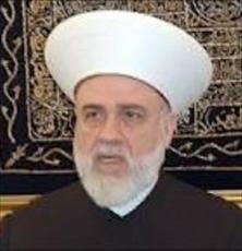 شیخ محمد رشید قبانی مفتی لبنان