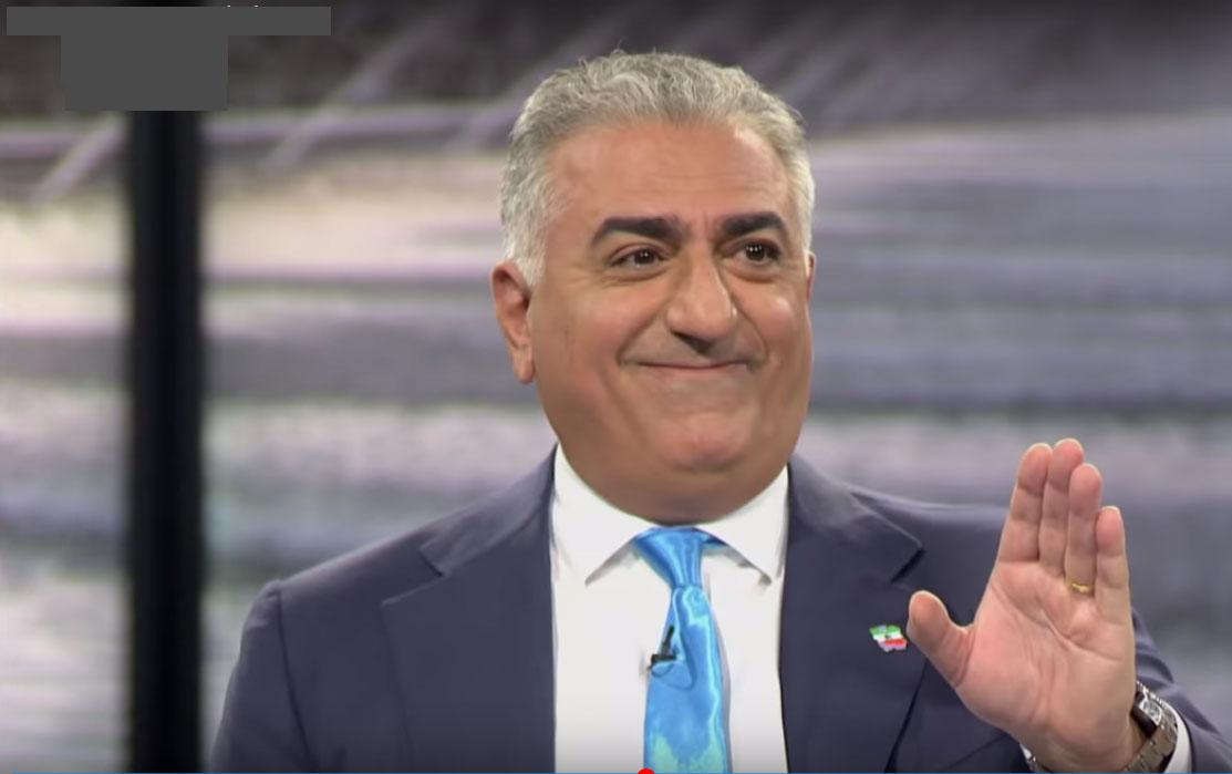 رضا پهلوی