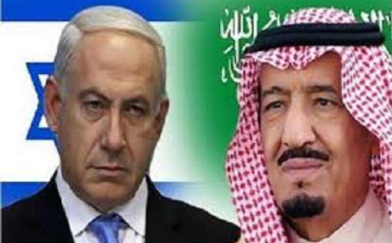 سعودی - صهیونیستی