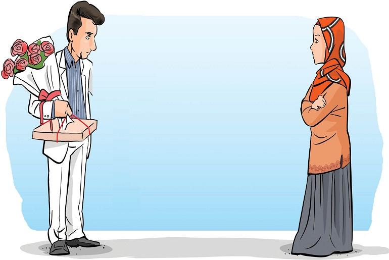 اختلاف سنی با خواستگار