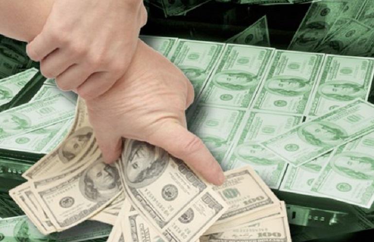 اختلاس، رشوه، پرداخت