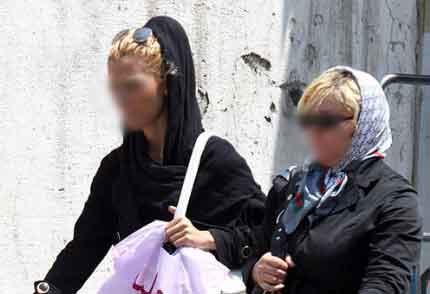 زنان بد حجاب