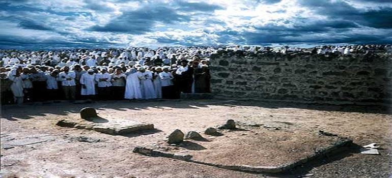 قبر امام حسن مجتبی(ع)
