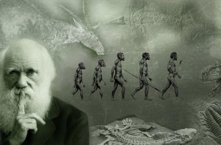 نظریه ی داروین
