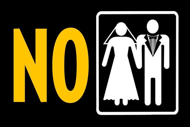 ازدواج نکردن برای رسیدن به کمالات