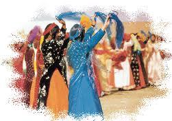 حکم رقص