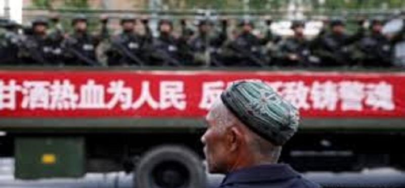 اویغورها در چین