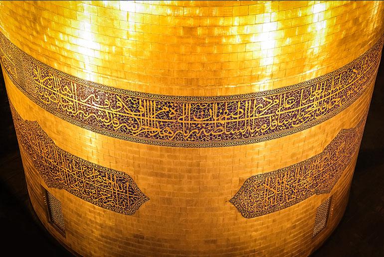 آلبوم تصاویر ویژه ولادت حضرت رضا (ع)