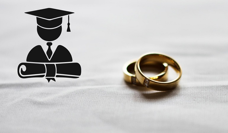 اختلاف مدرک تحصیلی در ازدواج