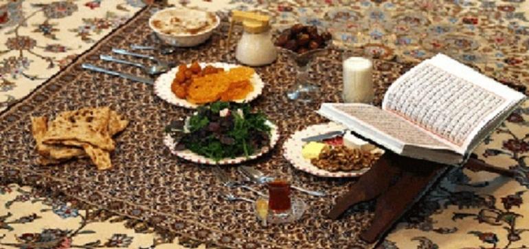 افطار پس از نماز