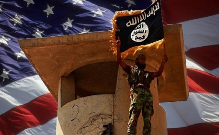 اتحاد آمریکا و تکفیریها
