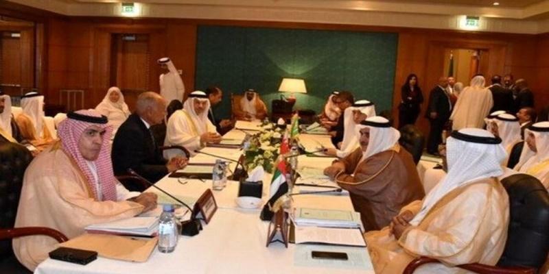 کمیته چهار جانبه عربی