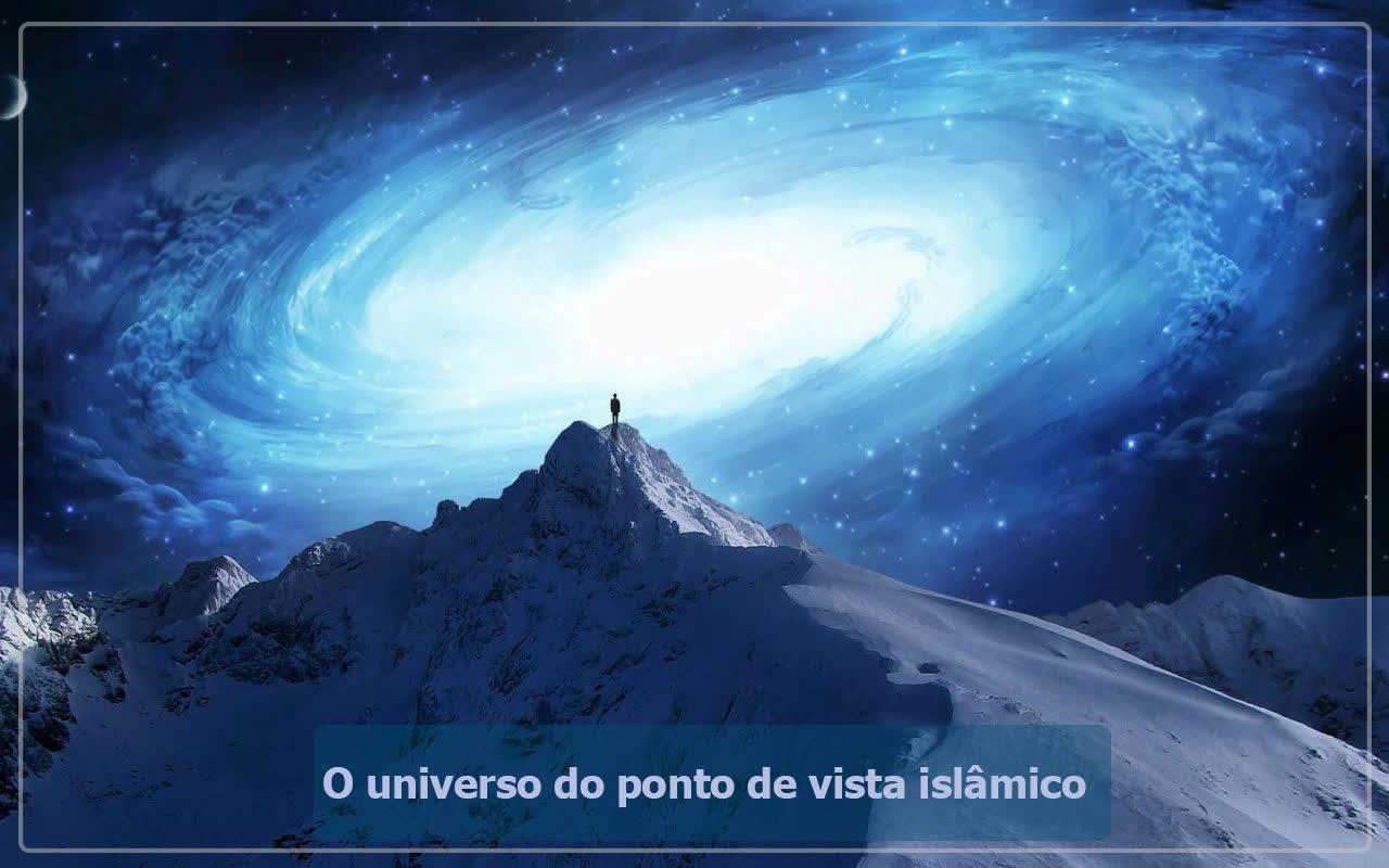 O universo é criação de Deus