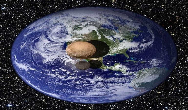 زمین های هفتگانه در قرآن و روایات