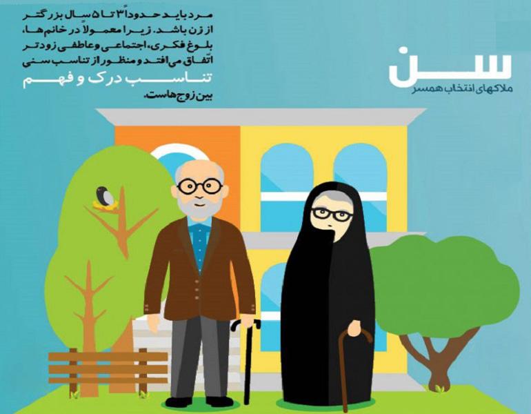 تناسب سنی در ازدواج از منظر اسلام