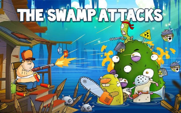 the swamp attcaks