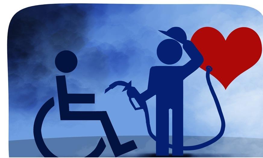 ازدواج معلولان