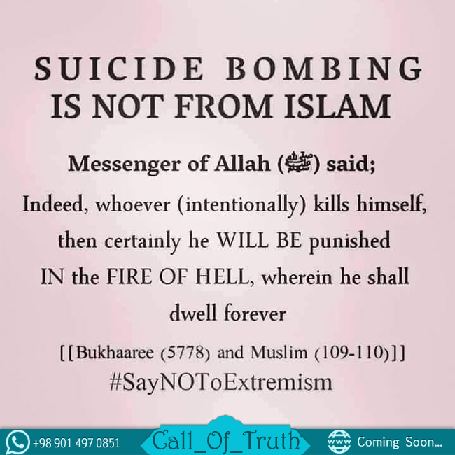 suicide bombers psychopaths or not Literature suggests that they commit suicide at the same rate, or perhaps greater rate, than average psychopaths are less anxious about possible bad outcomes -- if they want to rob a store, they are not as worried as the average person about the.