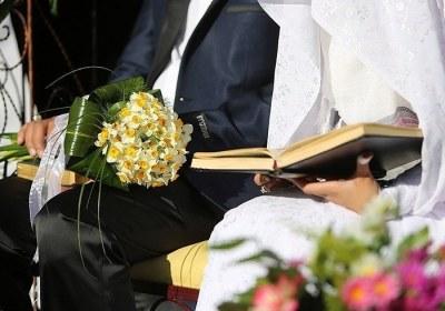 عقد، مستحبات، ازدواج